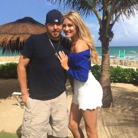 Jason Aldean and Brittany Kerr: Stop Judging Us!!  Whatever makes them happy is all that matters!!