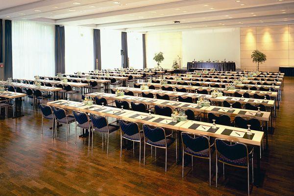 Eines der Konferenz- & Seminarräume / One of the conference and seminar rooms | H4 Hotel Kassel