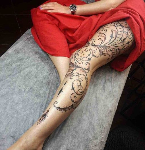 Top 25 Best Hip Tattoos Ideas On Pinterest: Best 25+ Feminine Thigh Tattoos Ideas On Pinterest