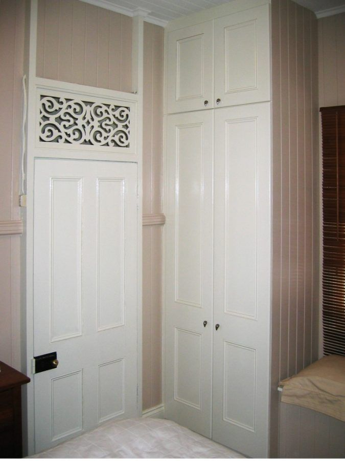 1000 ideas about hinged wardrobe doors on