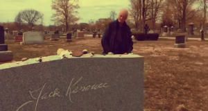 Legendary guitarist visits Kerouac grave - Lowell Sun Online