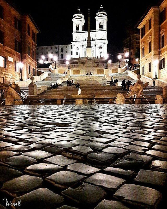 Roma  Piazza si Spagna ♠ foto di vale.8 on Instagram