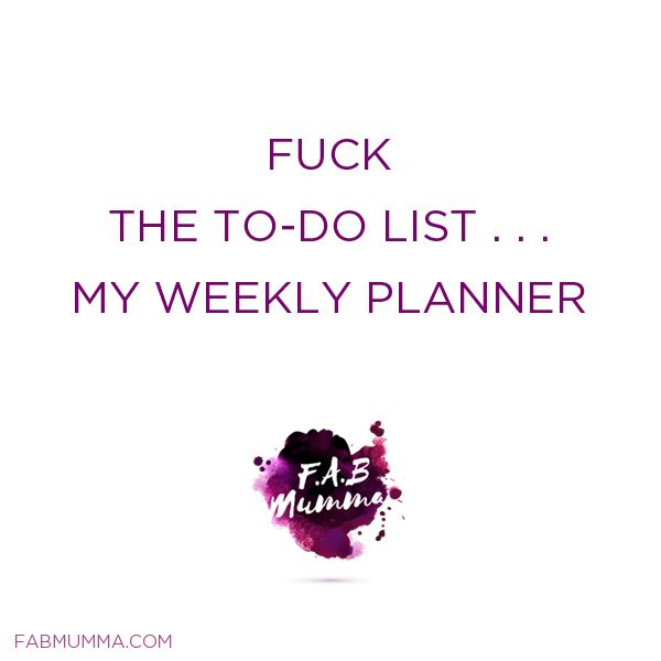 For as long as I can remember, I've been a list maker and a planner. But with my depression I realised the unrealistic to-do lists weren't serving me at all. So I designed my own weekly planner and you can get a copy for free!