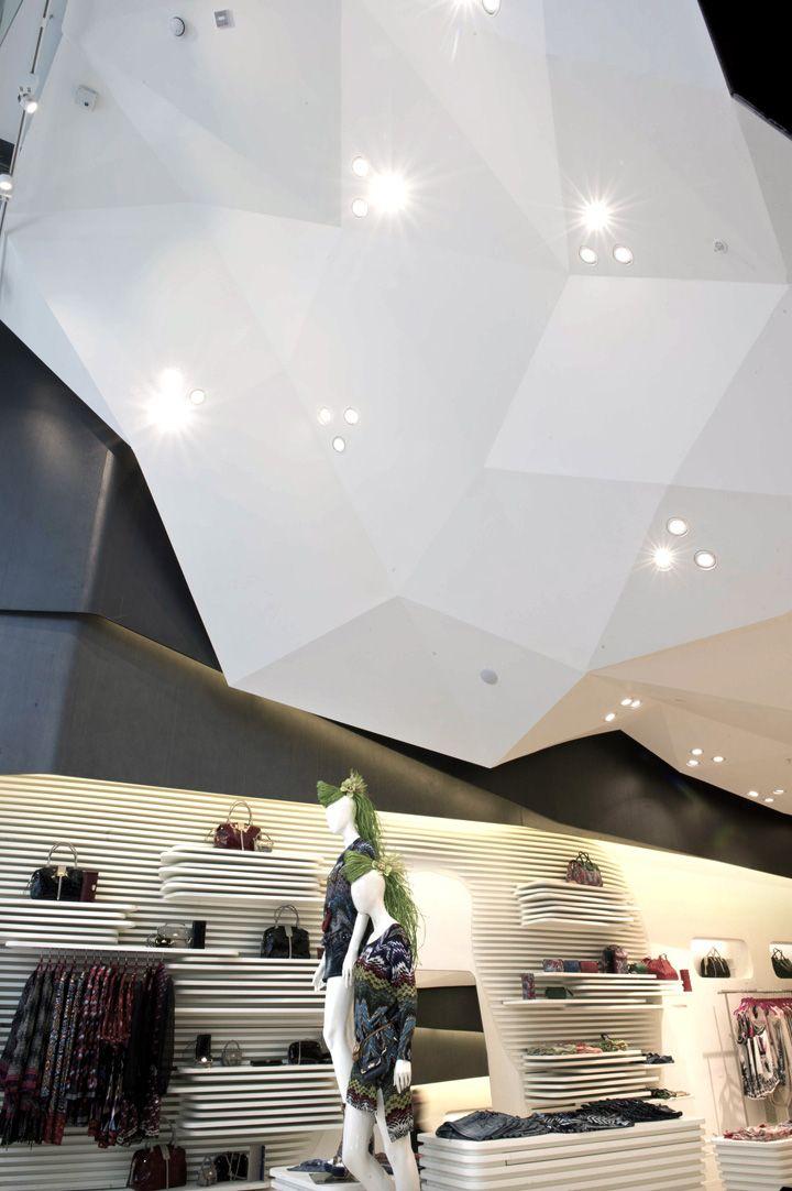 Retail Design | Store Interiors | Shop Design | Visual Merchandising | Retail Store Interior Design | Custo Barcelona store, London by Dear Design