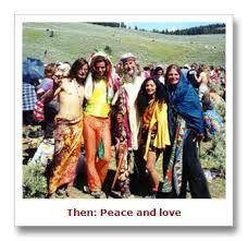 Kết quả hình ảnh cho 1960s hippie fashion