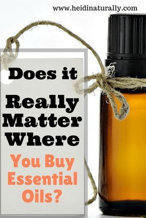 Find out where and how to buy essential oils at the best price and quality. Learn what to look for and what questions to ask when buying oils.