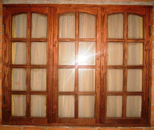 ventanales de madera chile - Buscar con Google
