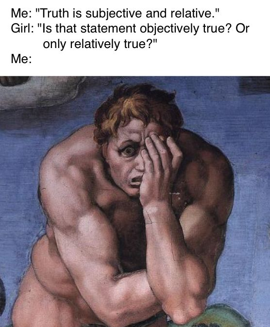 On the relativity of truth