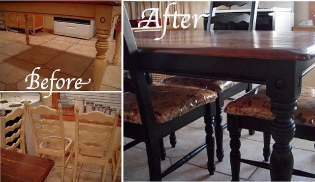 17 Best images about furniture painting/staining on Pinterest | Stains, Table and chairs and ...