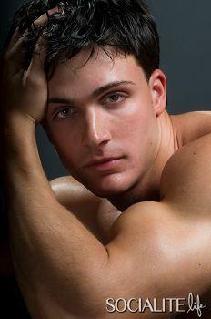 Philip Fusco shirtless male model underwear photos 3 - Philip ...