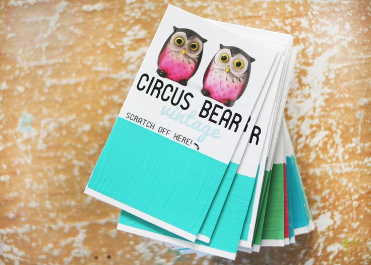 4 Handmade Business Card Ideas for Craft Sellers