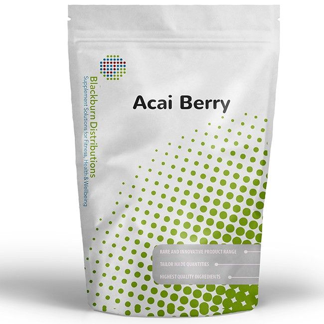 Acai Berry is an amazing Amazonian fruit from Brazil which has been cherished by indigenous people of the rainforest for centuries. http://www.blackburndistributions.com/acai-berry-powder.html