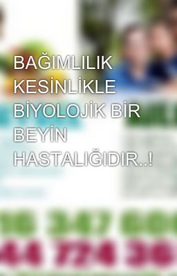 """""""BAĞIMLILIK KESİNLİKLE BİYOLOJİK BİR BEYİN HASTALIĞIDIR..! - Uzman Psikiyatrist Dr Utkan Tiyekli 0533 373 81 23"""" oku #wattpad #korku"""