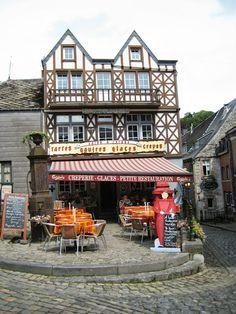 Durbuy, Ardennes, Belgium