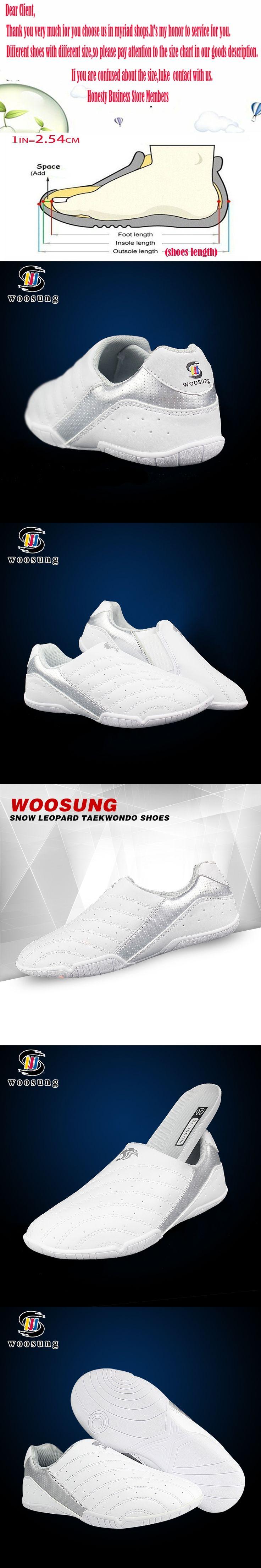 Wholesale Fitness health kids Adult WTF PU leather Breathable shoeswear foot protector guard Taekwondo shoes kick boxing Shoes