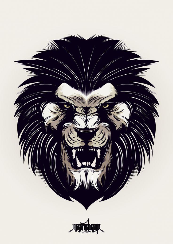 рту ассоциируется рисунки лев крутые объемом поглощаемой