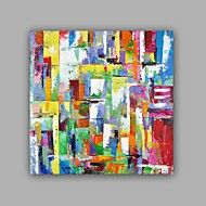 Hand-Painted+Abstract+100%+Hang-Painted+Oil+PaintingModern+/+Classic+One+Panel+Canvas+Oil+Painting+For+Home+Decoration+–+AUD+$+429.39