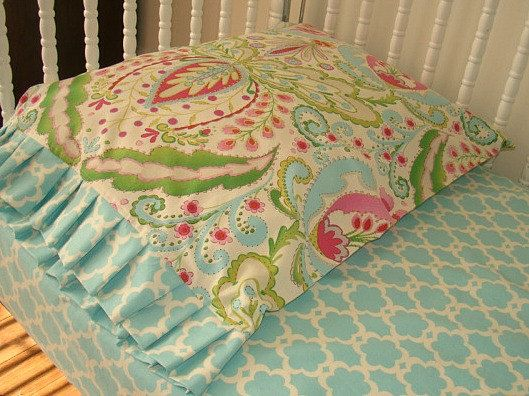 Garden Toddler Bed : Best images about homemade pillowcases on pinterest