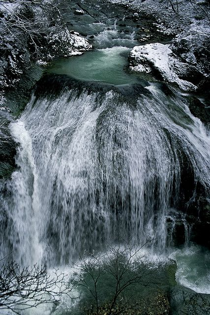 Sekiyama Falls, Yamagata, Japan #travel #wanderlust