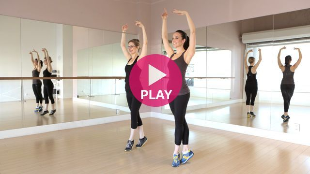 Ballet Workout for Arms | Everywhere - DailyCandy...and other vids