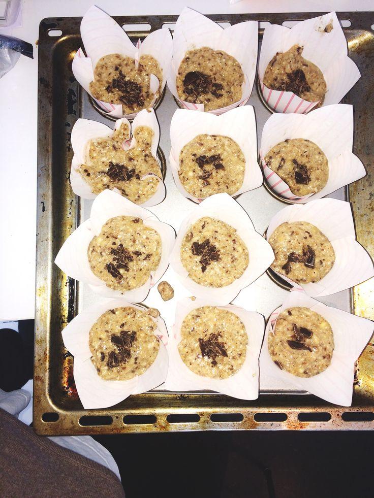 Banana muffins - step 14