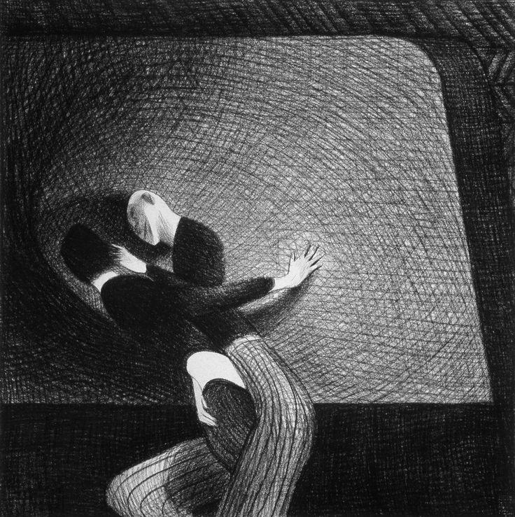 Lorenzo Mattotti 'La Stanza' - storie d'amore