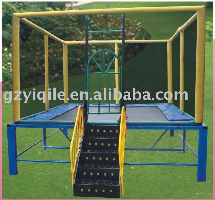 #gymnastic trampoline, #trampoline, #bungee