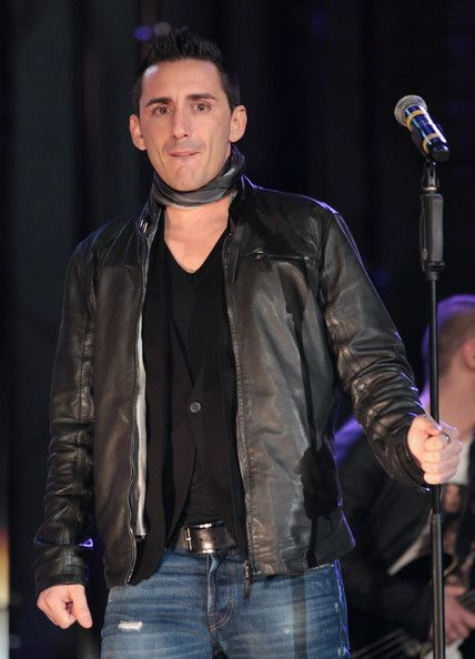 Francesco Silvestre Moda perform at the TRL Awards 2011 on April 20, 2011 in Florence, Italy.