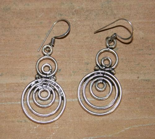 Silver Earrings Wholesale  http://www.legendartbeads.com/product/collection-2012/animals-silver-earrings