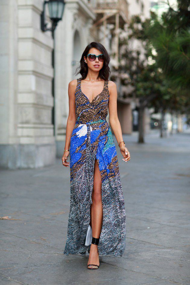 Best Tips To Style Your Maxi Dress This Summer