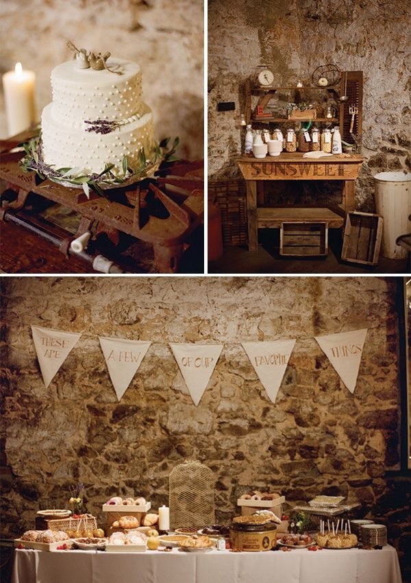 Yummy Comfort Food 5 Must Haves for The Perfect Autumn Wedding