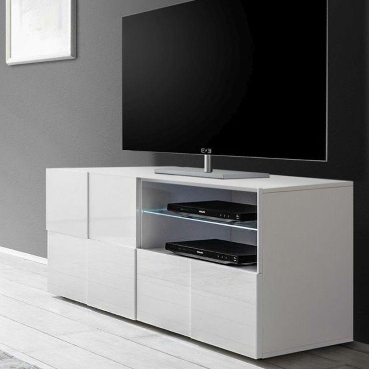 Les 25 meilleures id es de la cat gorie petit meuble tv sur pinterest t l dans le coin salon for Petit meuble audio