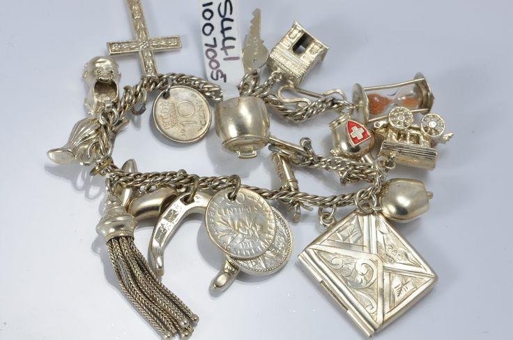 charm bracelets - Căutare Google