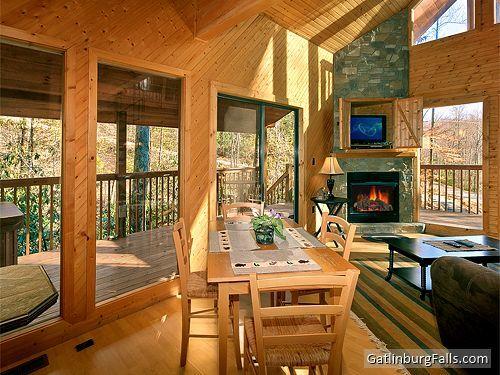 50 best 1-Bedroom Cabins in Gatlinburg images on Pinterest ...