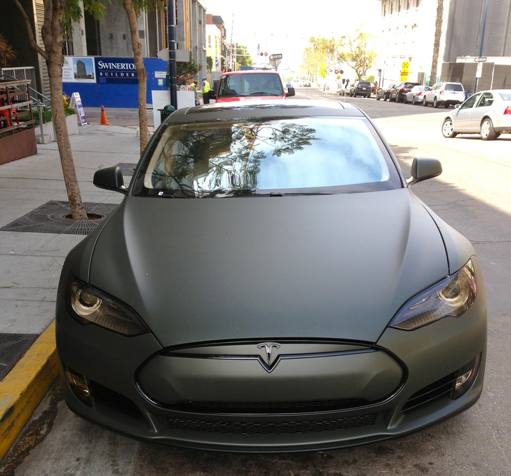 "25 Best Ideas About Tesla Model X On Pinterest: ""Tesla In The Wild"" With Matte Black Finish! For More"