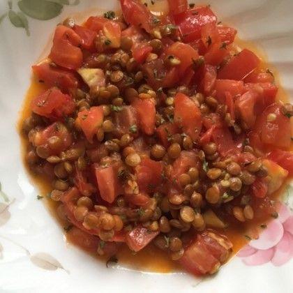 렌틸콩요리법 - 렌틸콩 토마토 볶음 다이어트식사 : 네이버 블로그