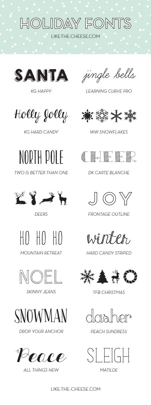 Holiday-Fonts-Part-One-Two.jpg 500×1,333 ピクセル