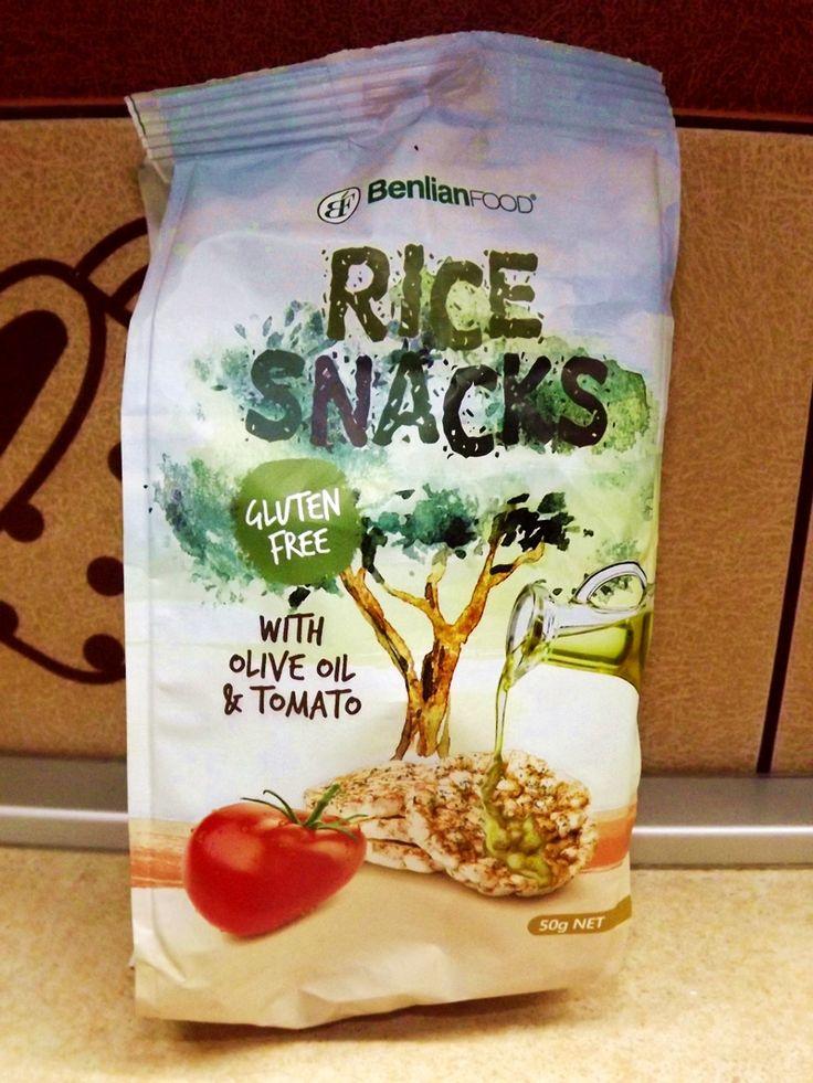 Paradicsomos-olívás puffasztott (barna)rizs, hozzáadott cukormentes. Plus Marketben vásároltam.