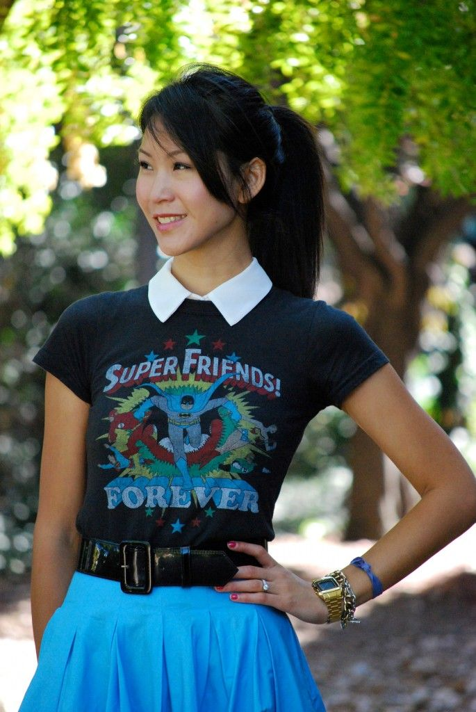 The Stylish Geek — Super Friends Forever