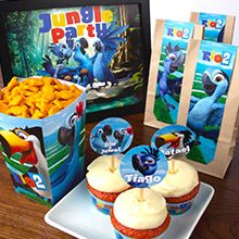 Free Rio 2 Printables, Downloads, and Activities Featuring your Favorite Characters   SKGaleana