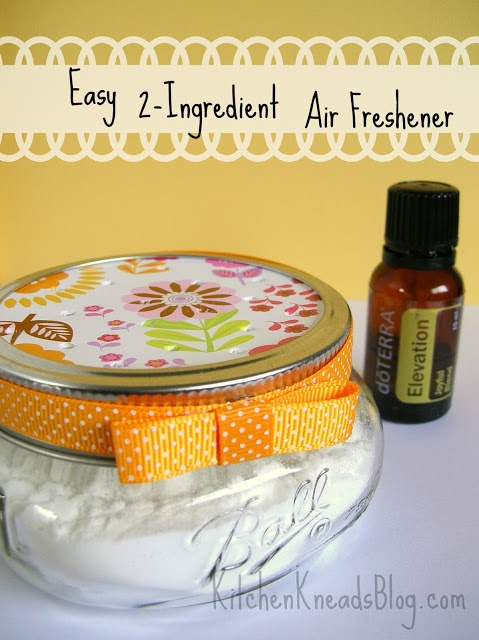 Kitchen kneads freshen up with baking soda this is a for Baking soda essential oil air freshener