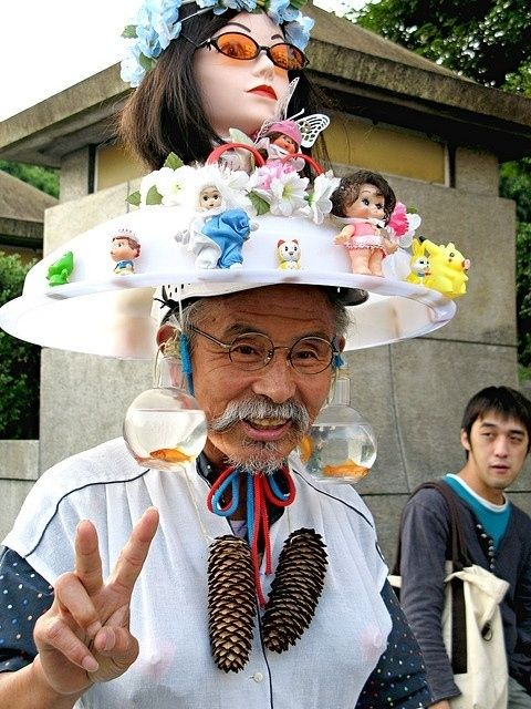 Everyone is happy in Japan. | 27 Reasons We Should All Be Moving To Japan