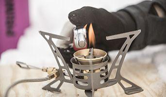 Liquid fuel stoves