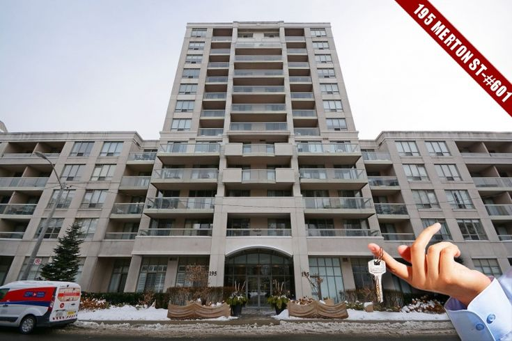 Beautiful Serene South Treed View!! One Bedroom Unit Overlooking Green Space And Beltline / Nature Trail / Park. Bright Open Concept Living And Dining, Fully-Equipped Kitchen With Stainless Steel Appliances And Breakfast Bar, High Ceilings, Walk-Out To Large L-Shaped Balcony. Superb Building Amenities. Minutes To Davisville Subway Station!!