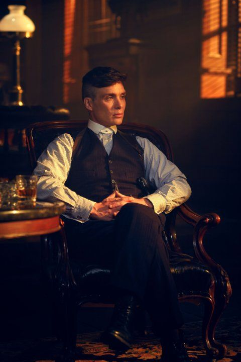 Still of Cillian Murphy in Peaky Blinders (2013)