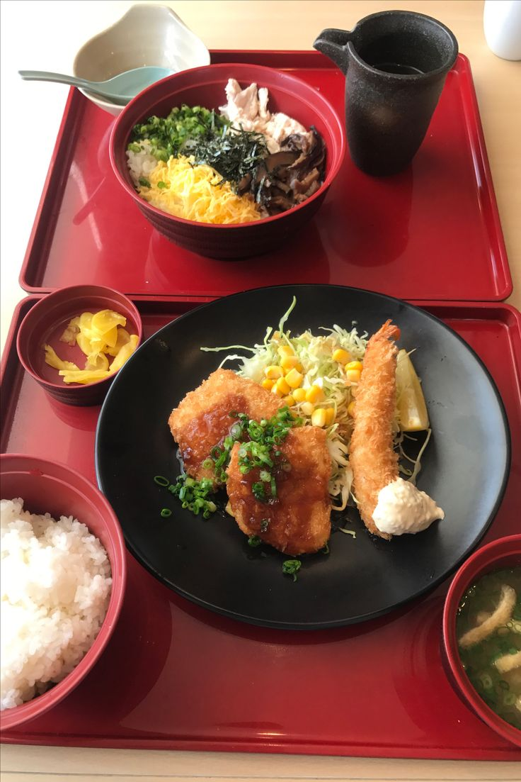 ジョイフルで鶏飯丼、日替わりランチ