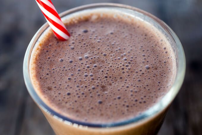 THM: Banoffee Smoothie Thermomix
