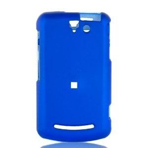 Talon Rubberized Phone Shell for Motorola Q9 Napoleon - Blue (Wireless Phone Accessory)