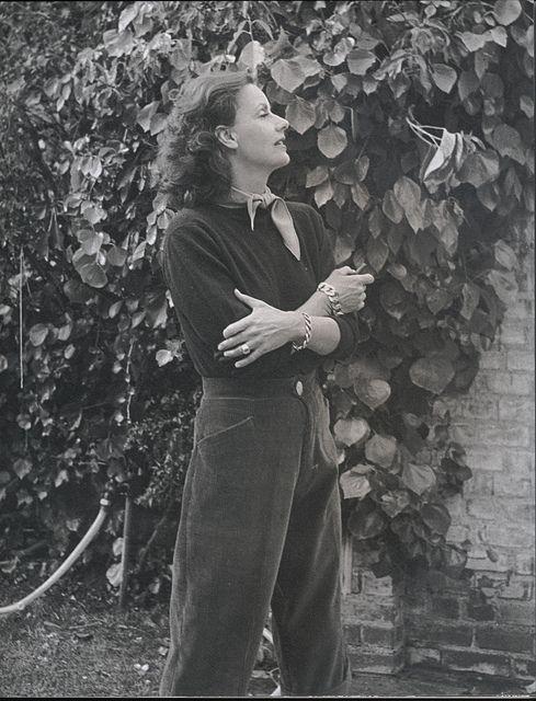 Greta Garbo by Cecil Beaton,1948