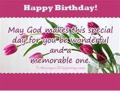 Birthday Wishes For Lover Messages, Greetings and Wishes - Messages ...